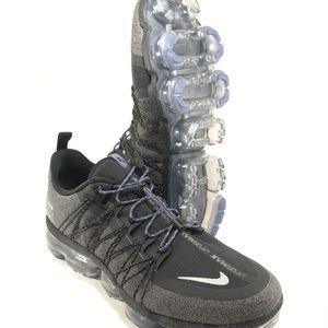 Nike Air Vapormax Run Utility Shoes Black Women's